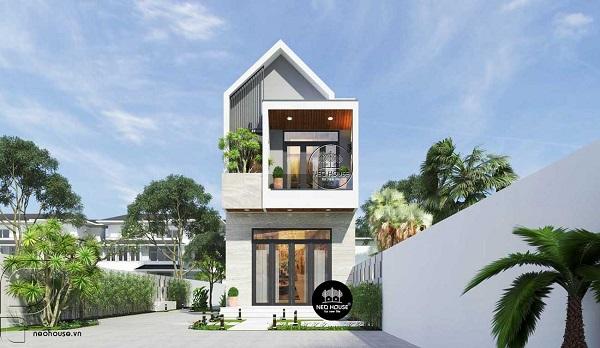Top 10 mẫu nhà phố đẹp hiện đại đẳng cấp 2020