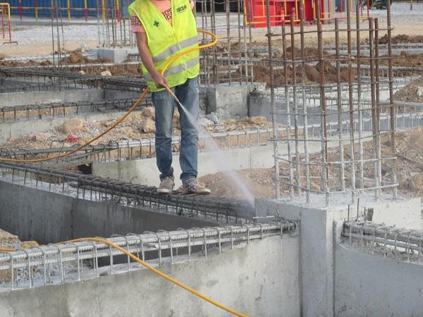 tiêu chuẩn cho việc bảo dưỡng bê tông