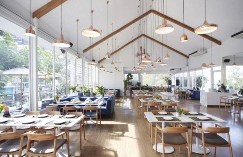 Lời khuyên phong cách thiết kế nội thất nhà hàng