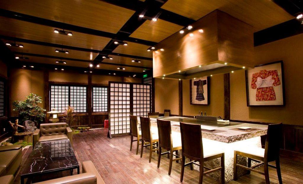 vai trò thiết kế nội thất nhà hàng