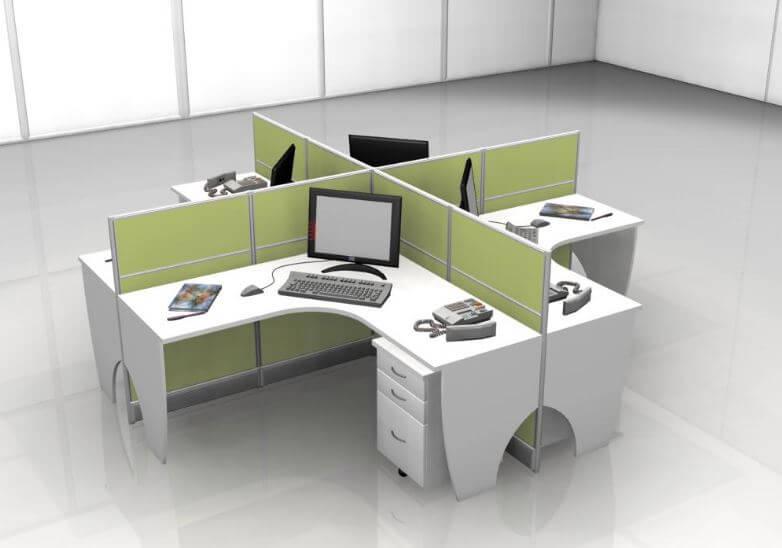 diện tích văn phòng làm việc