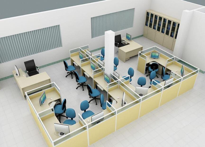 tại sao cần thiết kế văn phòng làm việc