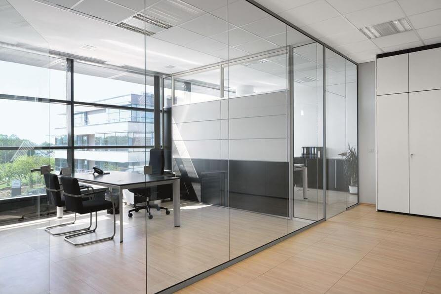 tiêu chuẩn thiết kế văn phòng ban lãnh đạo