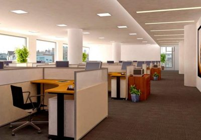 Tiêu chuẩn thiết kế diện tích văn phòng làm việc cho công ty