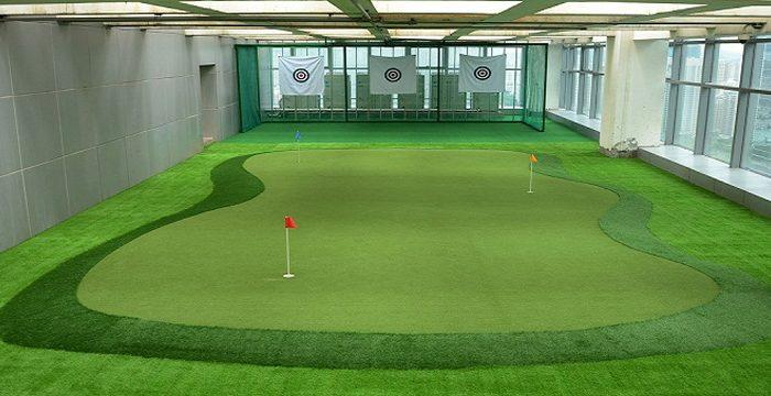 Tiêu chuẩn thiết kế thi công sân golf mini chất lượng