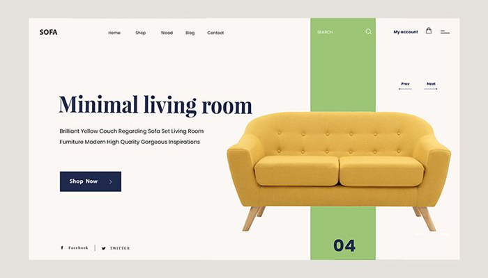 Lợi ích khi thiết kế website nội thất