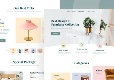 Lưu ý khi thiết kế website nội thất để thu hút khách hàng hiệu quả
