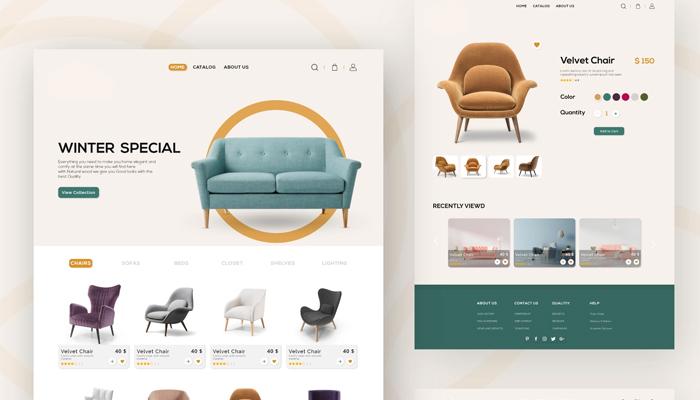 Thiết kế website nội thất chuẩn SEO, tốc độ tải trang nhanh
